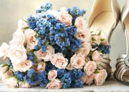 Fleurs Salon Mariée Montréal